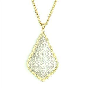 NWOT Kendra Scott Aiden necklace